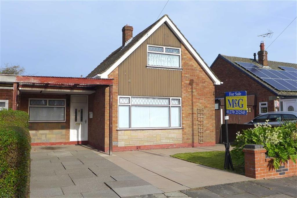 2 Bedrooms Link Detached House for sale in Wordsworth Drive, Crewe