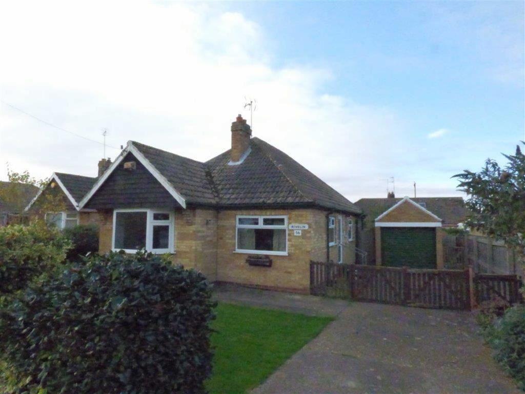 3 Bedrooms Detached Bungalow for sale in Rolston Road, Hornsea, East Yorkshire, HU18