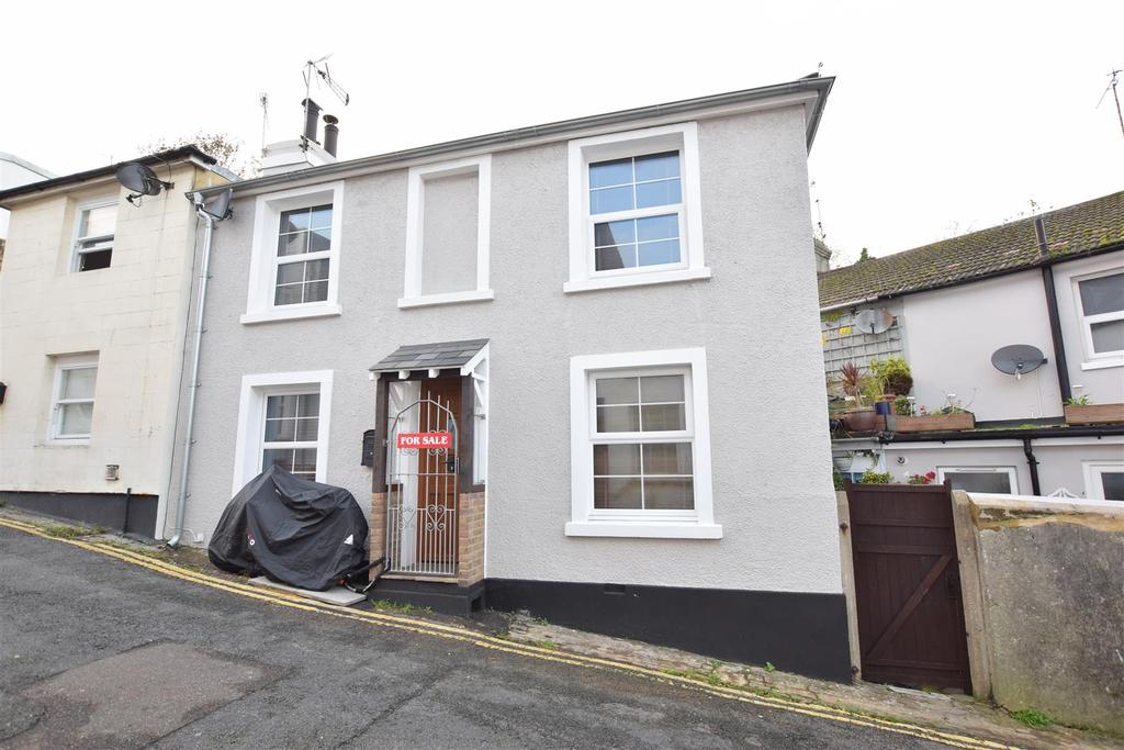 2 Bedrooms End Of Terrace House for sale in Dorset Place, Hastings