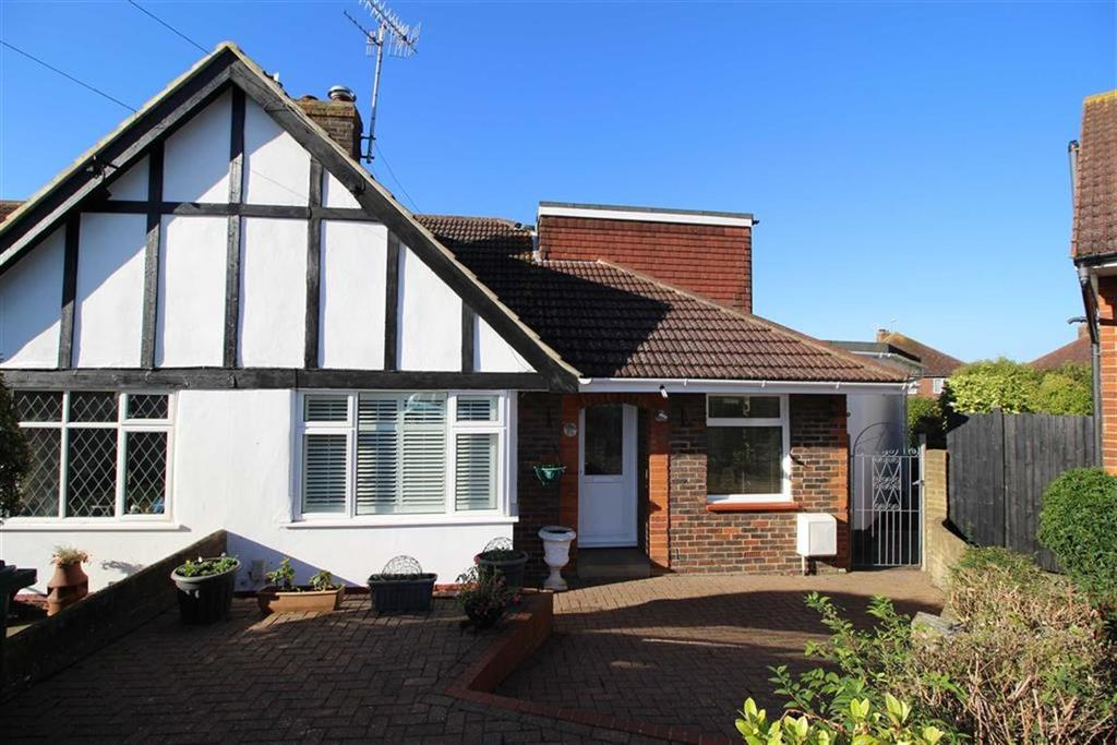 4 Bedrooms Semi Detached House for sale in Hangleton Close, Hove, East Sussex