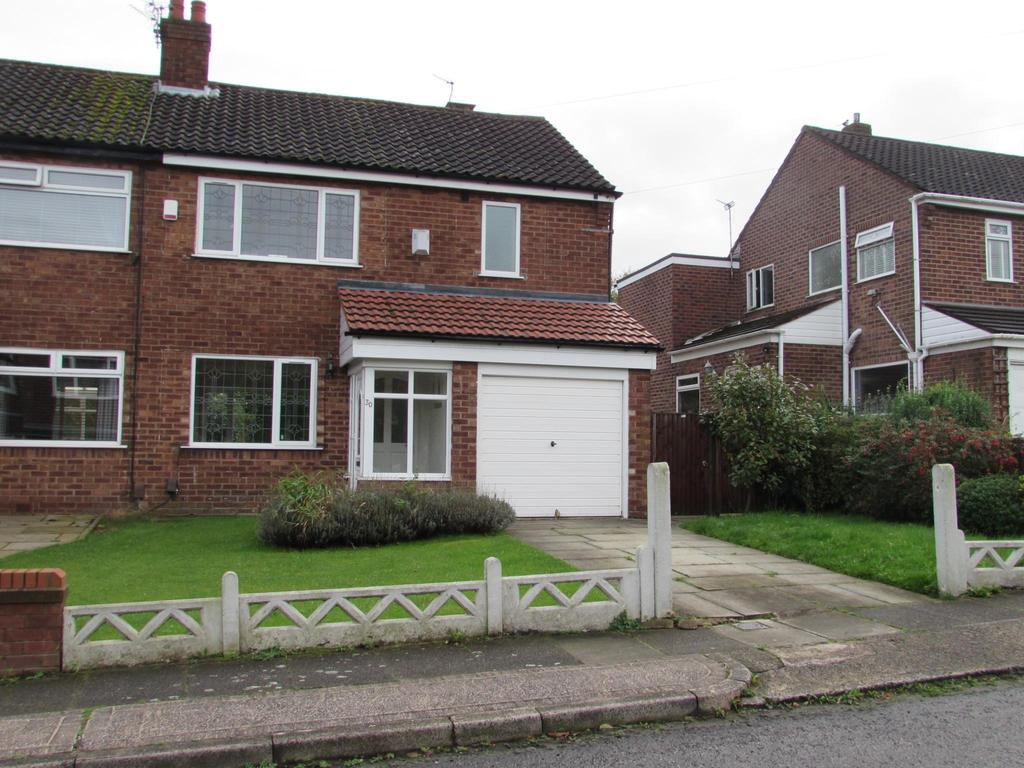 3 Bedrooms Semi Detached House for sale in Dunnisher Road, Manchester, M23