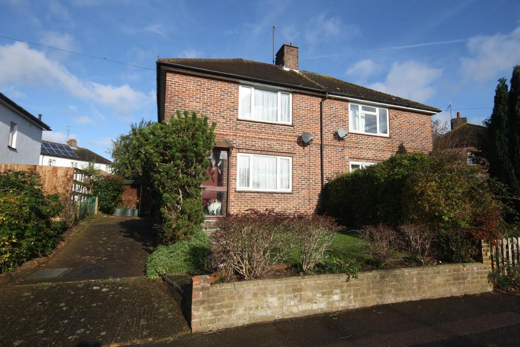 3 Bedrooms Semi Detached House for sale in Stuart Road, Reigate RH2