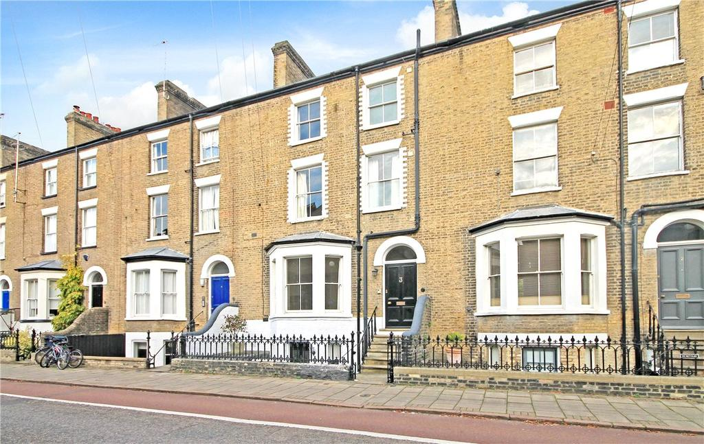 6 Bedrooms Terraced House for sale in Bateman Street, Cambridge, CB2