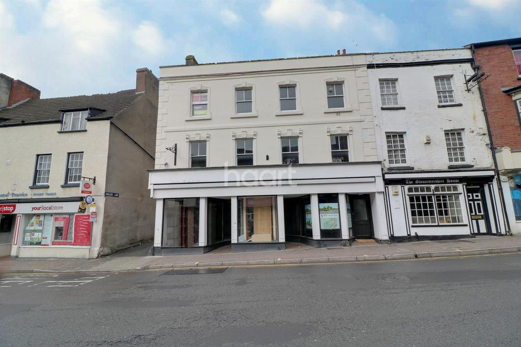 2 Bedrooms Flat for sale in Monnow Street, Monmouth