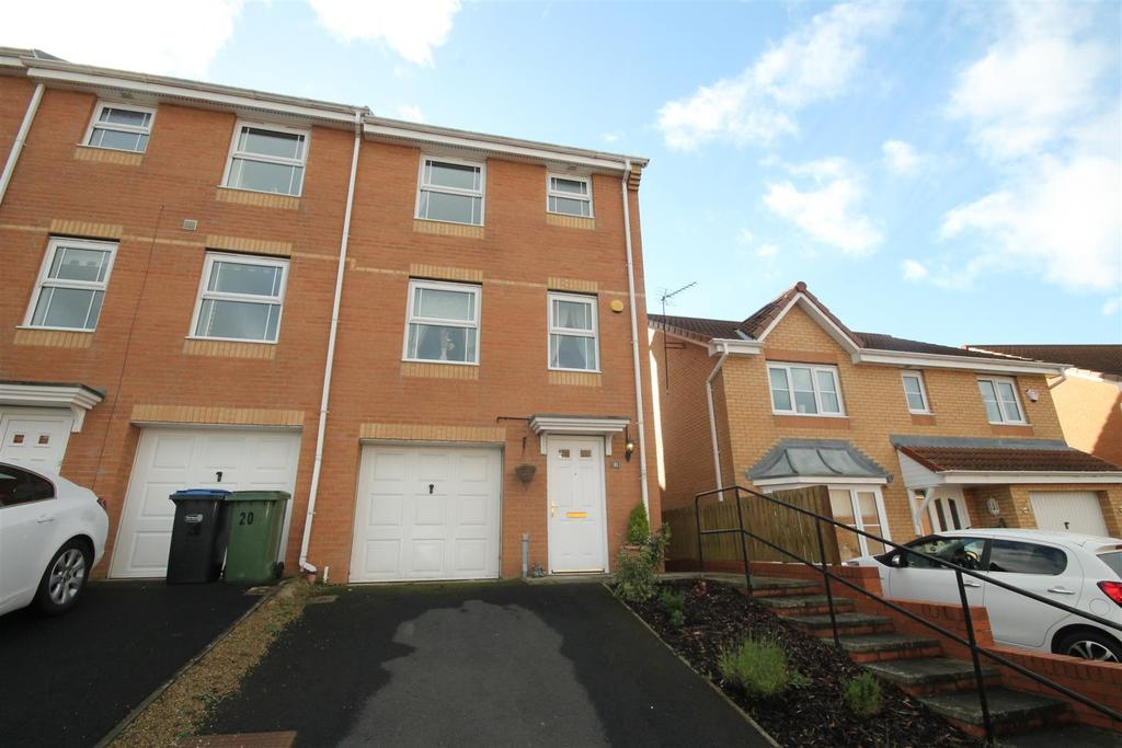 4 Bedrooms End Of Terrace House for sale in Cinnamon Drive, Trimdon Station