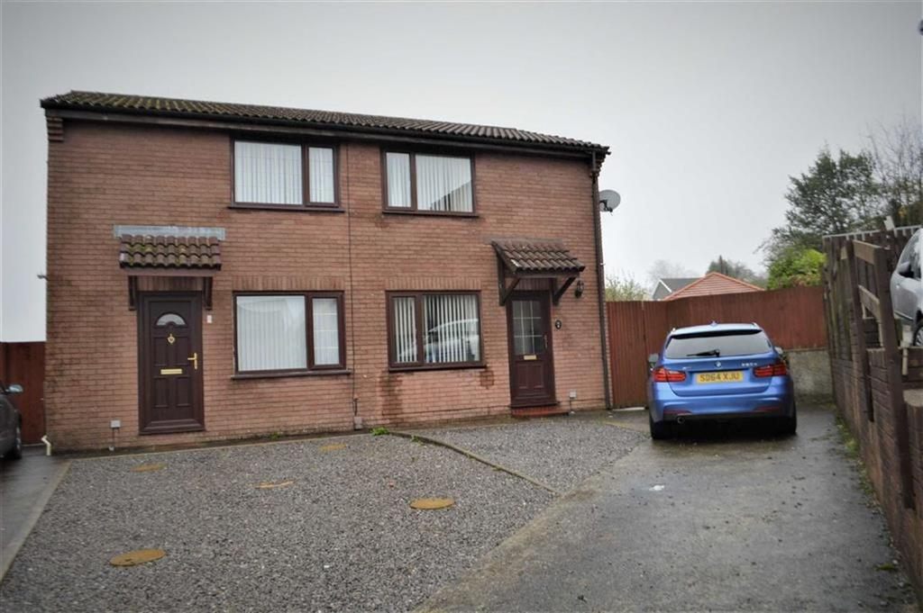 2 Bedrooms Semi Detached House for sale in Lansdown Court, Swansea, SA5