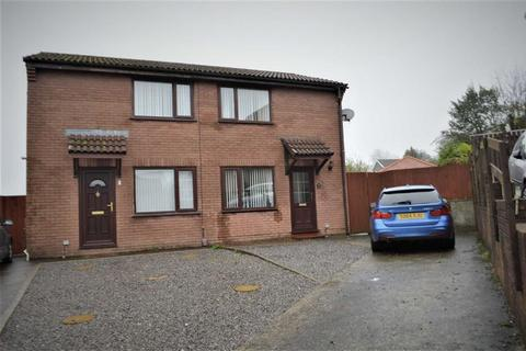 2 bedroom semi-detached house for sale - Lansdown Court, Swansea, SA5