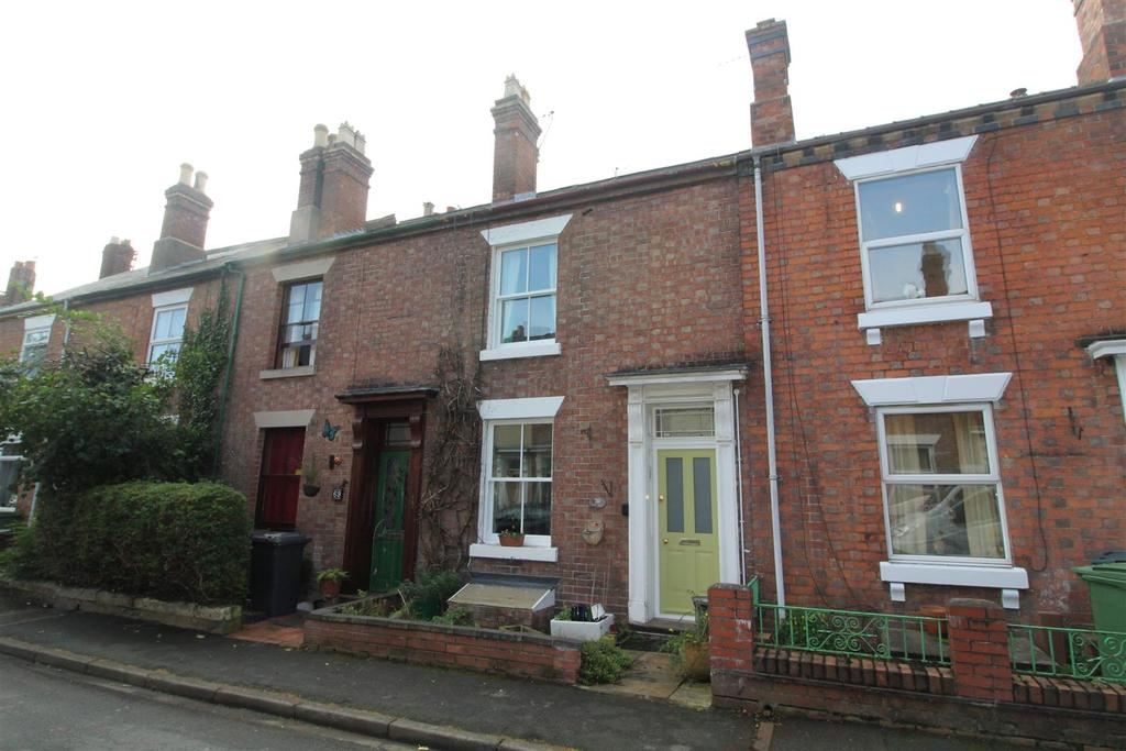 2 Bedrooms Terraced House for sale in North Street, Shrewsbury