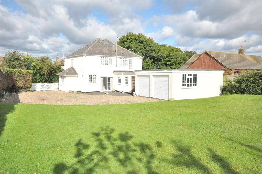 3 Bedrooms Detached House for sale in Blacksmith End, Stathern, Melton Mowbray