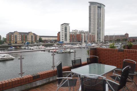 2 bedroom apartment to rent - Squire Court, Marina, SA1 3XB