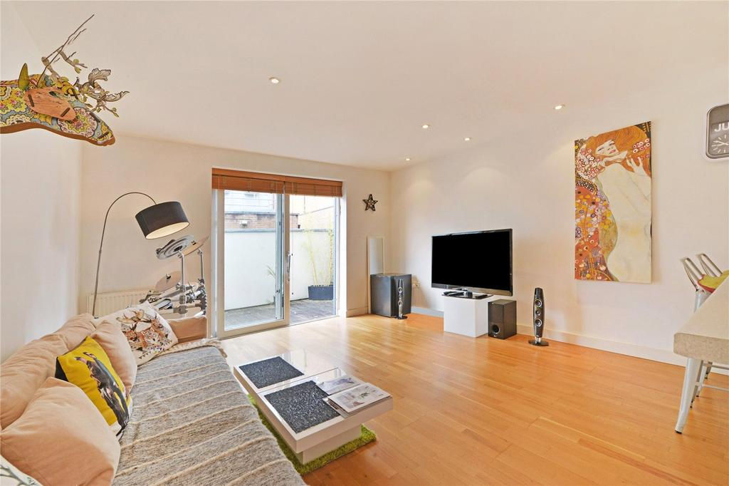 1 Bedroom Flat for sale in Shakespeare Terrace, Lower Richmond Road, Richmond, Surrey
