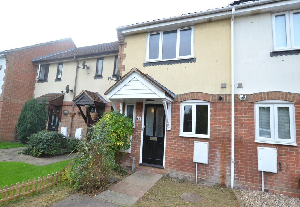2 Bedrooms Terraced House for sale in Sweet Briar Drive, Steeple View, Essex, SS15