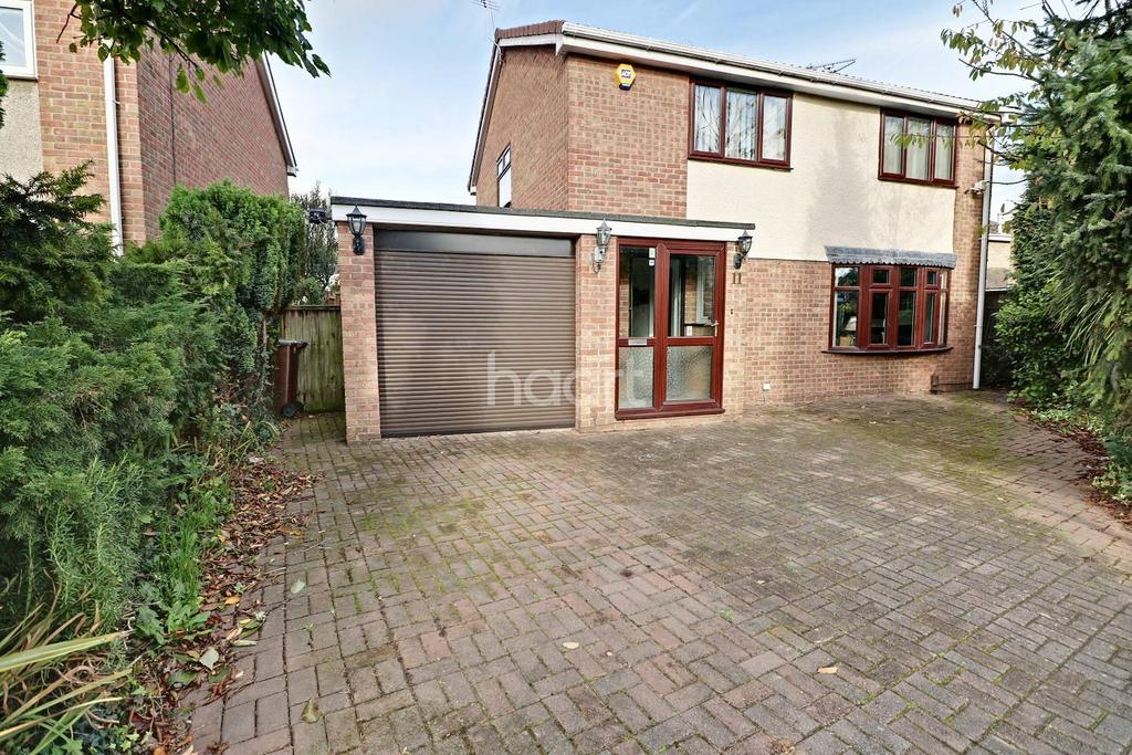 4 Bedrooms Detached House for sale in Tynedale Close, Aspley