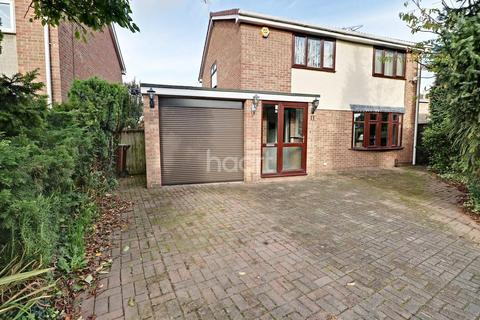 4 bedroom detached house for sale - Tynedale Close, Aspley