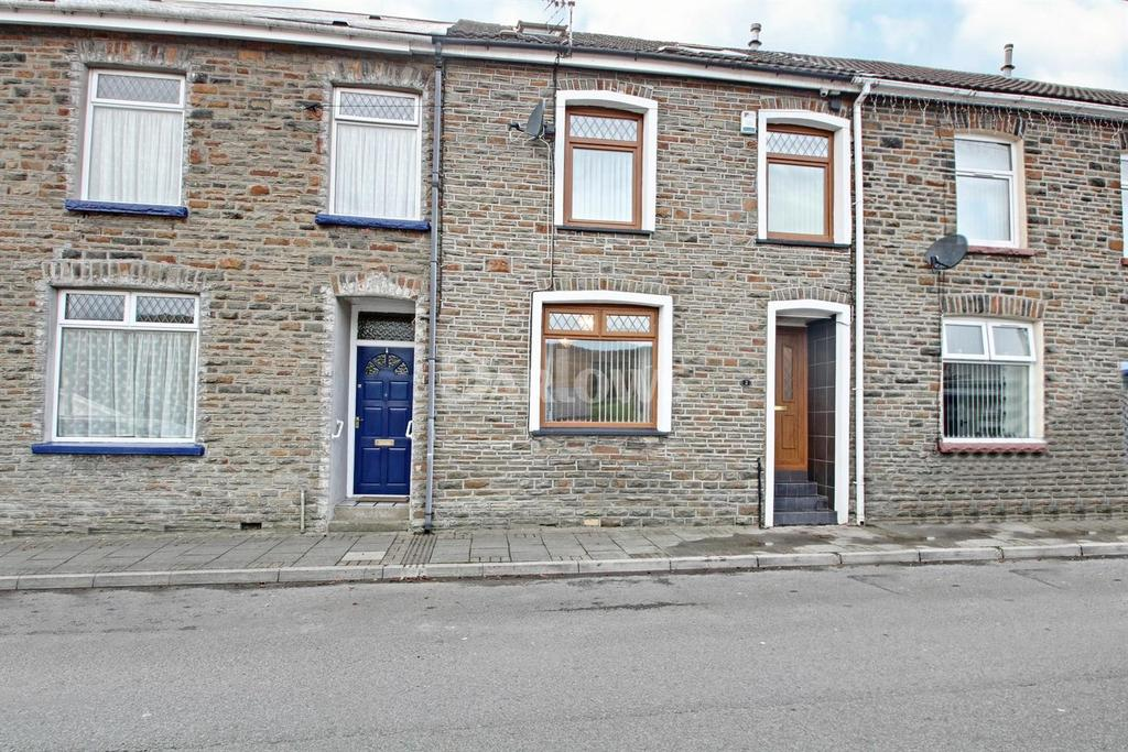 4 Bedrooms Terraced House for sale in Church Street, Ynysybwl