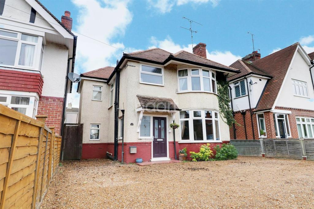 3 Bedrooms Detached House for sale in Victoria Road, Farnborough