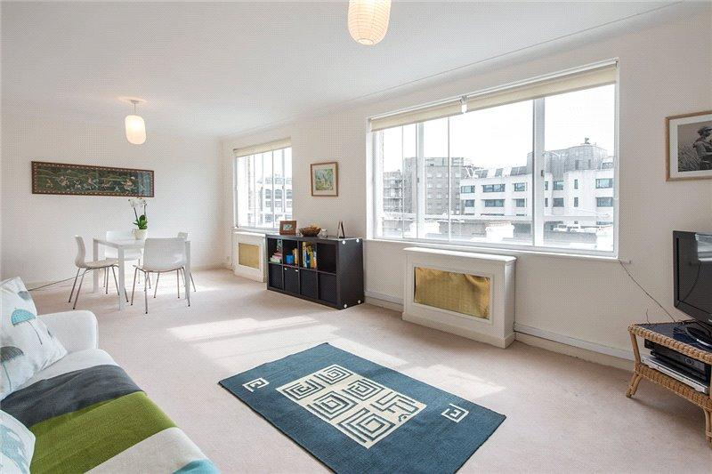 2 Bedrooms Flat for sale in Lexham House, 45-53 Lexham Gardens, London, W8