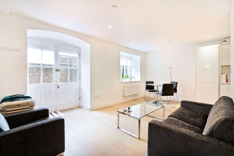 1 Bedroom Flat for sale in Severn Court, 25 Clyde Square, London, E14