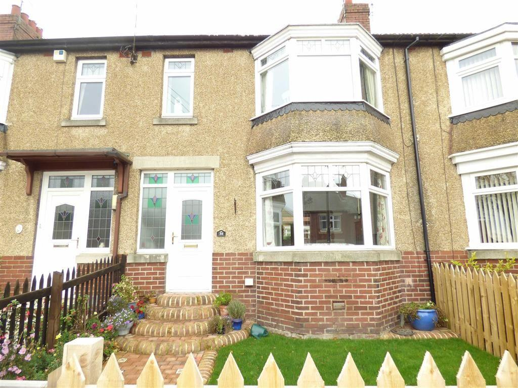 3 Bedrooms Terraced House for sale in 34, Windsor Avenue, Ferryhill