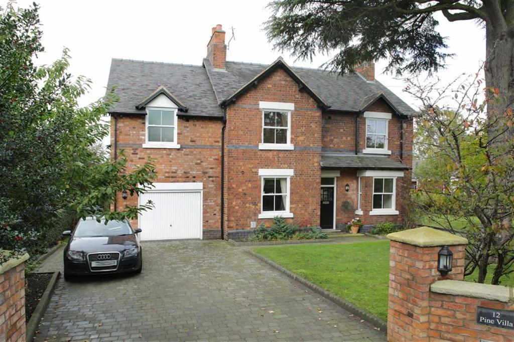 5 Bedrooms Detached House for sale in Cheerbrook Road, Nantwich, Cheshire