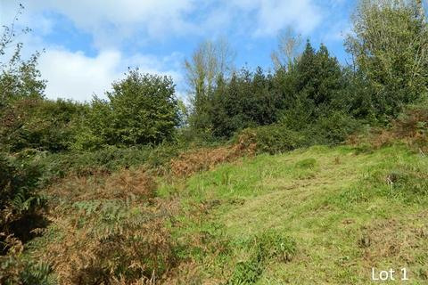 Land for sale - Uzella Park, Lostwithiel, Cornwall, PL22