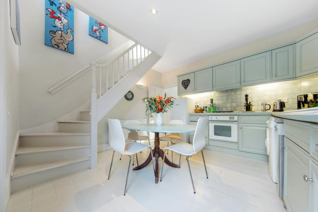 2 Bedrooms Terraced House for sale in Marne Street, W10