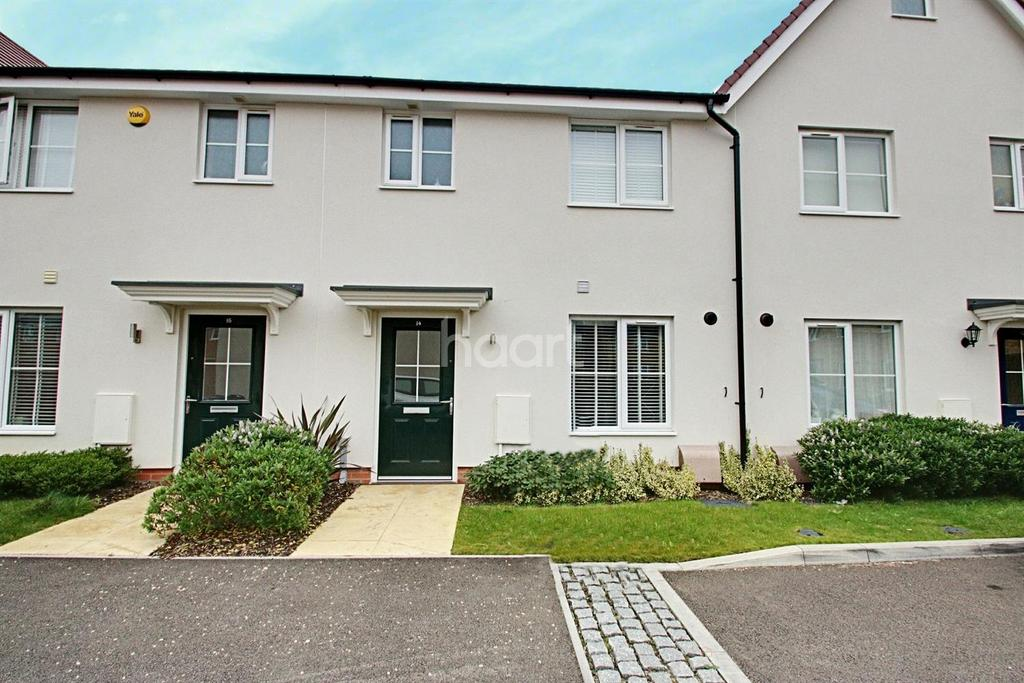 3 Bedrooms Terraced House for sale in Duncombe Close, Witham