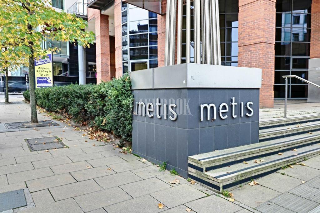 2 Bedrooms Flat for sale in Metis Building, Scotland Street
