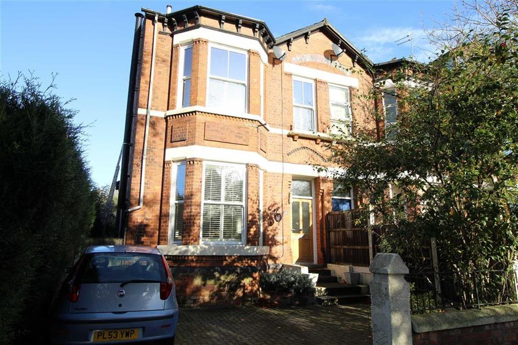 5 Bedrooms End Of Terrace House for sale in Parsonage Road, Withington, Manchester