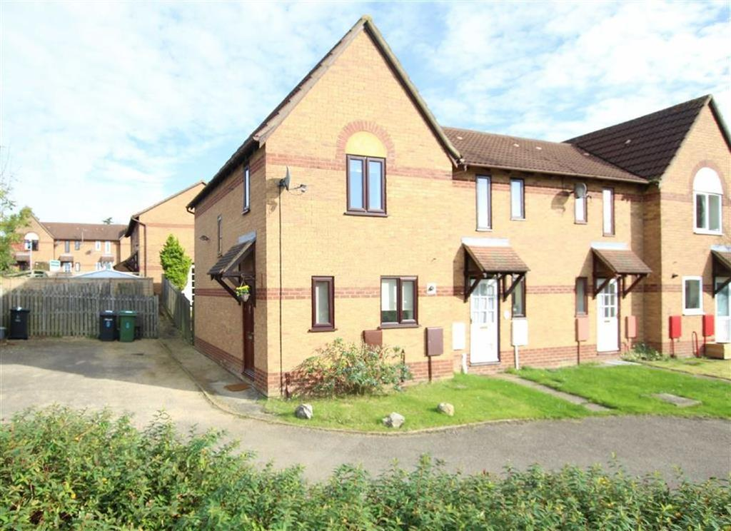 2 Bedrooms End Of Terrace House for sale in 8, Ford Drive, Brackley
