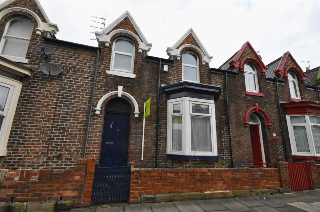 3 Bedrooms Terraced House for sale in Alice Street, Ashbrooke, Sunderland