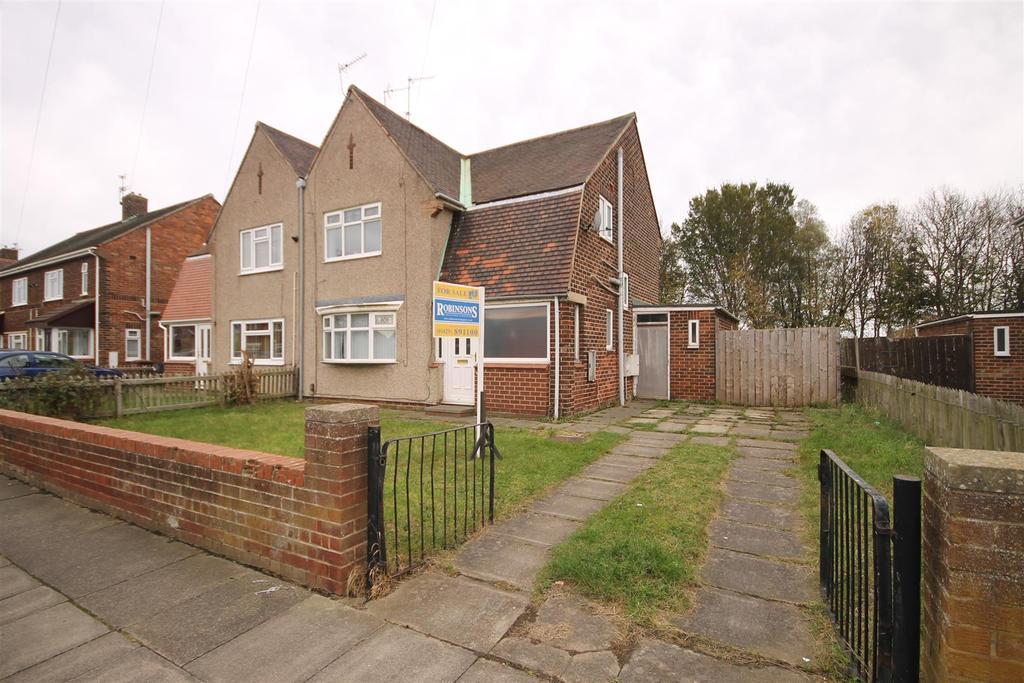 3 Bedrooms Semi Detached House for sale in Jutland Road, Hartlepool