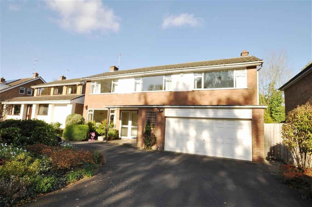 4 Bedrooms Detached House for sale in Newbold Terrace East, Leamington Spa