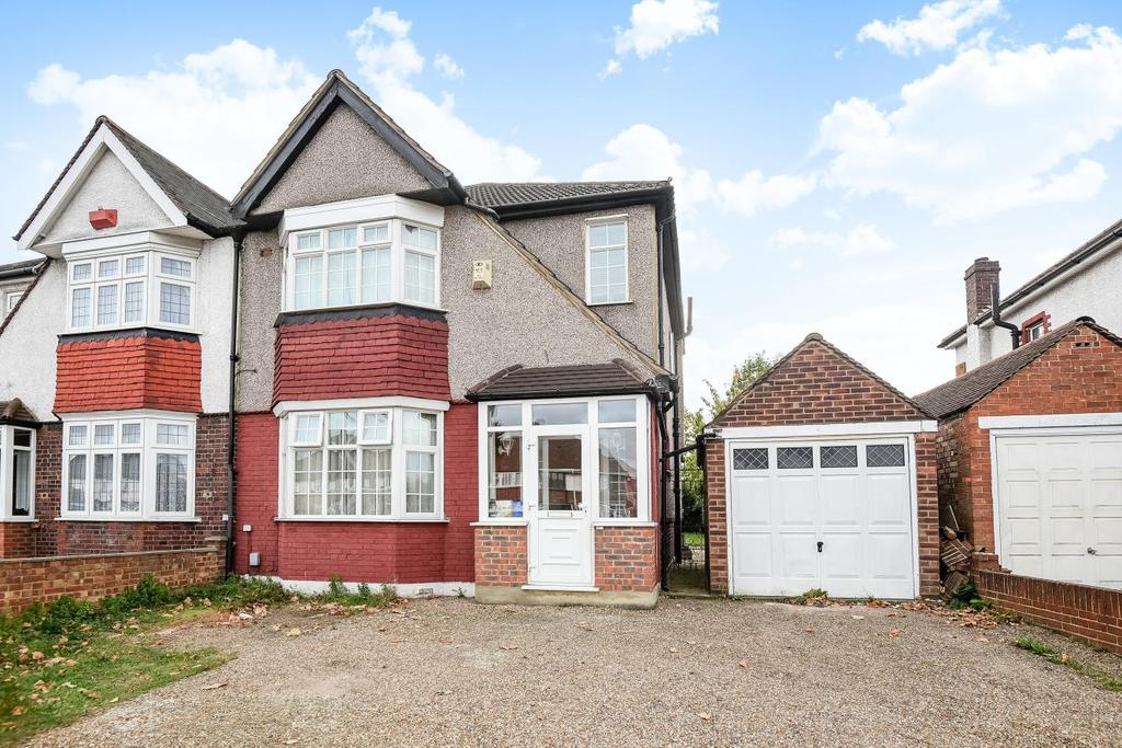 3 Bedrooms Semi Detached House for sale in Sidcup Road, Lee