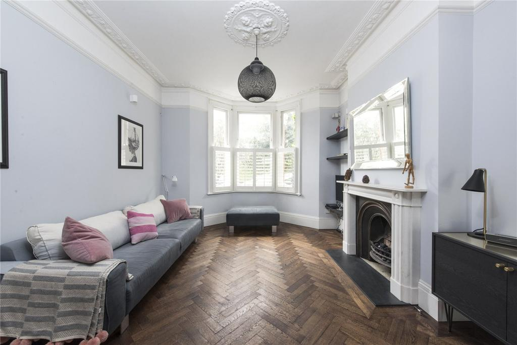 5 Bedrooms Terraced House for sale in Rosenau Crescent, Battersea, London, SW11