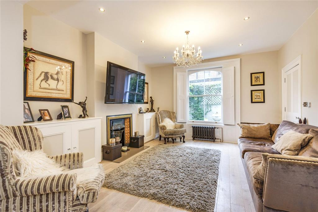 4 Bedrooms House for sale in Belgrave Gardens, St. John's Wood, London, NW8