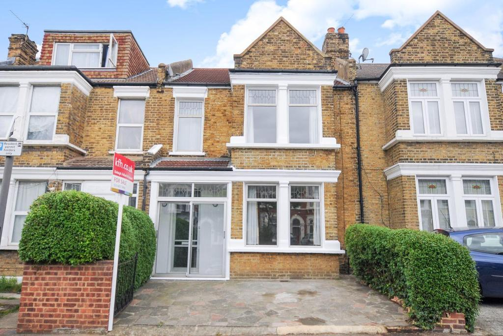 3 Bedrooms Terraced House for sale in Springbank Road, Hither Green