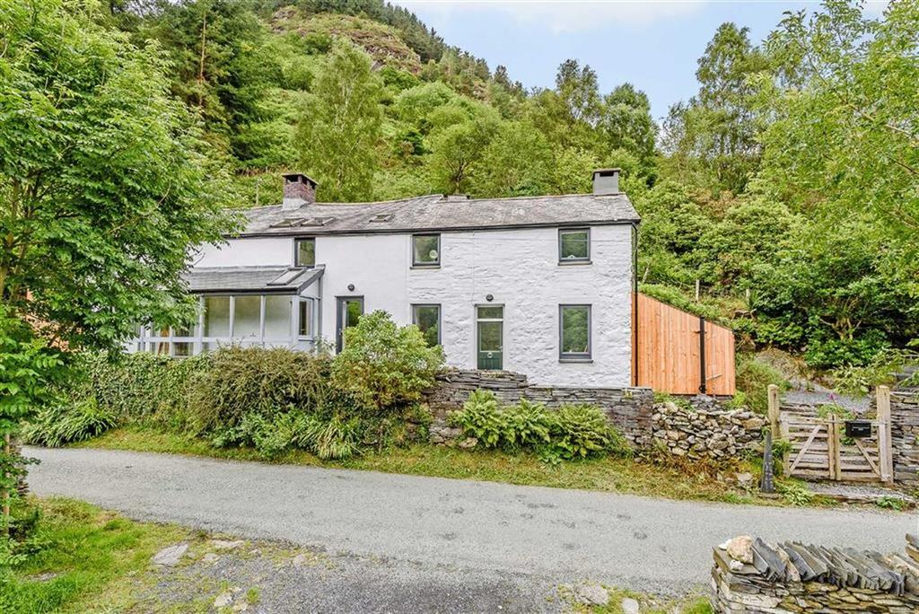 3 Bedrooms Cottage House for sale in 7, Penrhos Cottages, Corris, Machynlleth, SY20