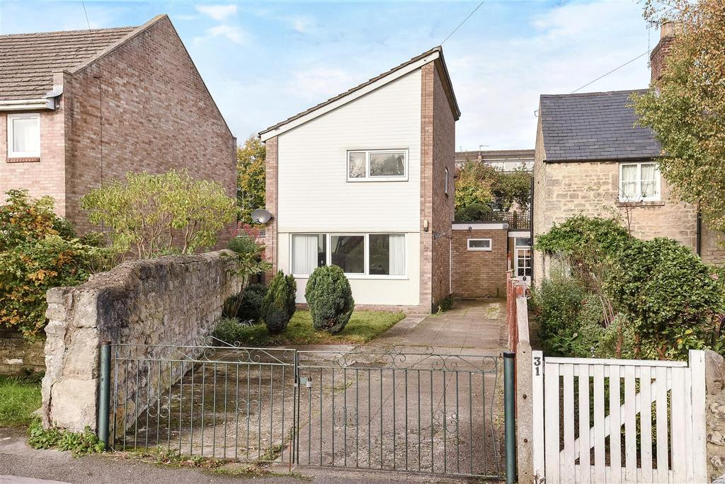 3 Bedrooms Detached House for sale in Quarry High Street, Headington