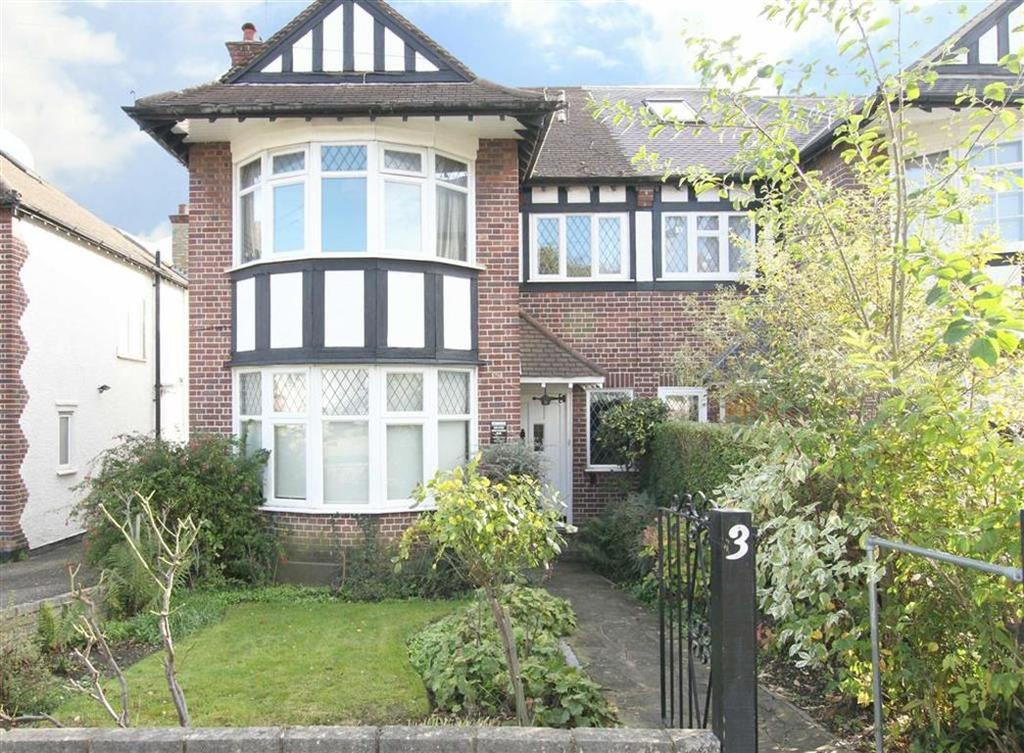 3 Bedrooms Semi Detached House for sale in Lynton Mead, Totteridge, London