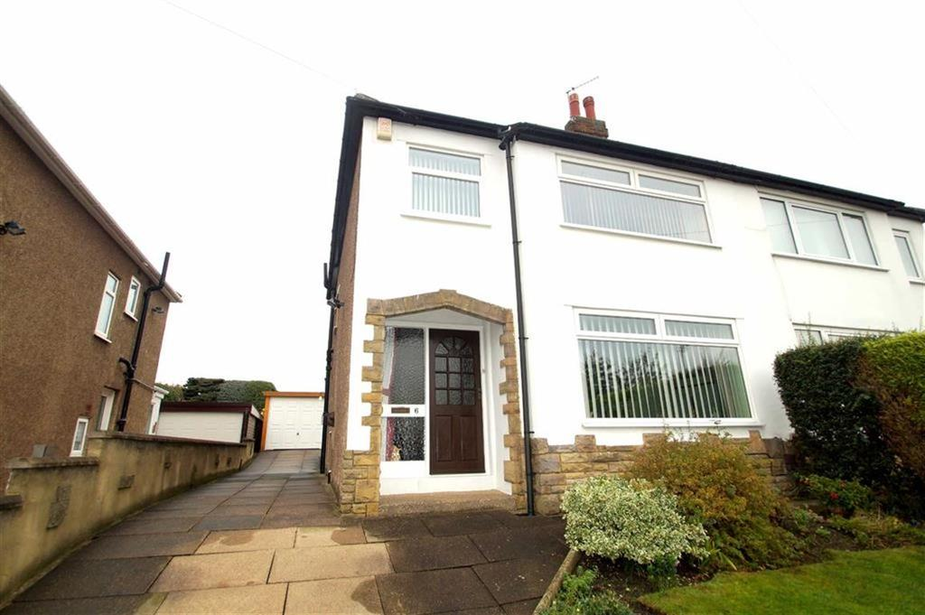 3 Bedrooms Semi Detached House for sale in Templegate Drive, Leeds