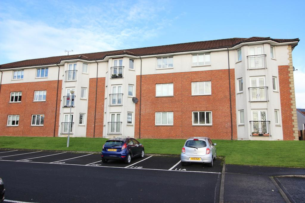 2 Bedrooms Flat for sale in 11B Queen Elizabeth Court, Clydebank, G81 3BU