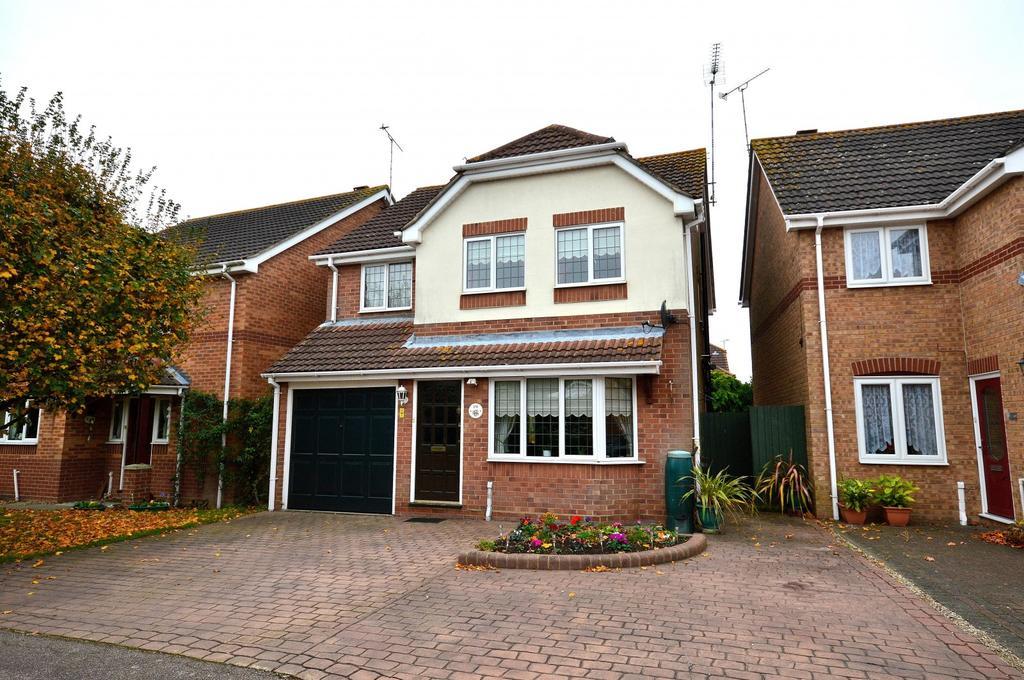 4 Bedrooms Detached House for sale in Brompton Gardens, Maldon, Essex, CM9