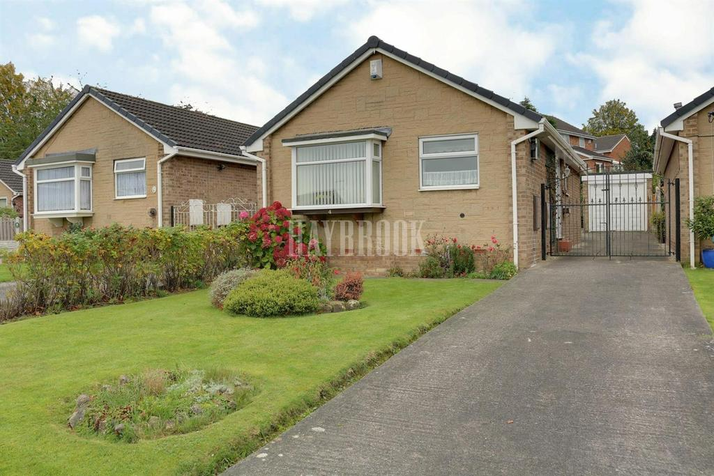 2 Bedrooms Bungalow for sale in Brier Close, Waterthorpe
