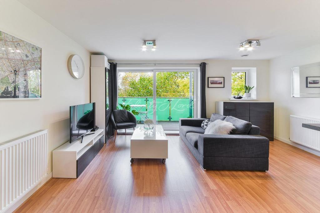 1 Bedroom Flat for sale in Flanaghan Apartments, E3
