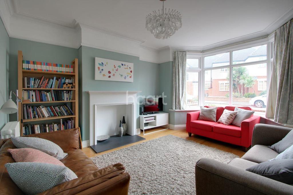 4 Bedrooms Terraced House for sale in Adela Avenue, Motspur Park, Surrey, KT3