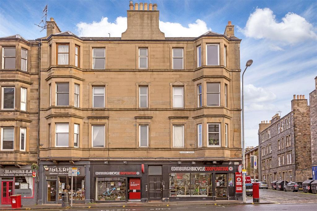 2 Bedrooms Flat for sale in 28/7 Rodney Street, Edinburgh, EH7