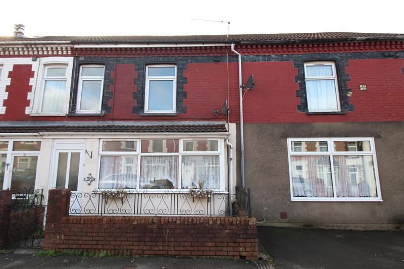 3 Bedrooms Terraced House for sale in Tridwr Road, Abertridwr, Caerphilly