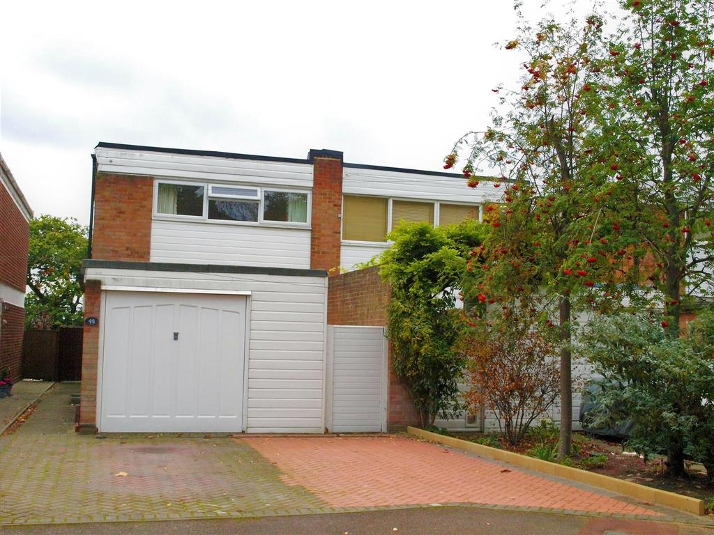 3 Bedrooms Semi Detached House for sale in Bracken Hill Lane, Bromley, BR1