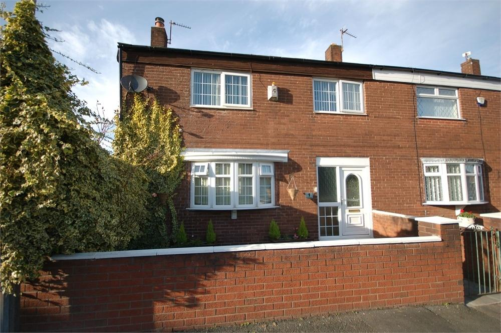 3 Bedrooms End Of Terrace House for sale in Wood Street, Fingerpost, ST HELENS, Merseyside